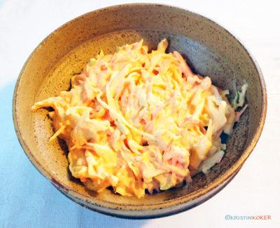 Hjemmelaget italiensk salat