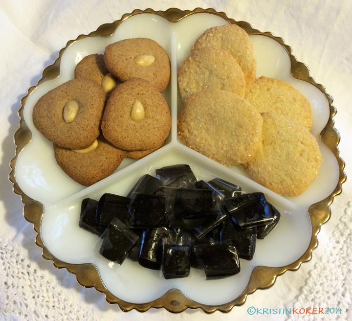 julemat, julekaker Kristin Koker uten gluten og melk, glutenfritt, melkefritt