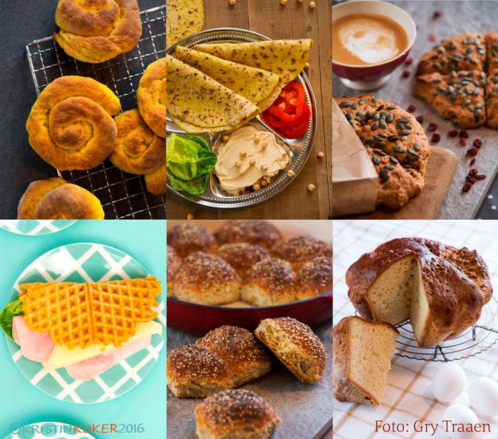brød uten gluten og melk, ekte brød uten gluten og ferdige melmikser