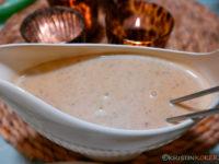 Brun saus i flere varianter – uten melk og gluten!