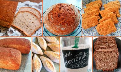 Glutenfritt bakekurs brød uten ferdige melmikser