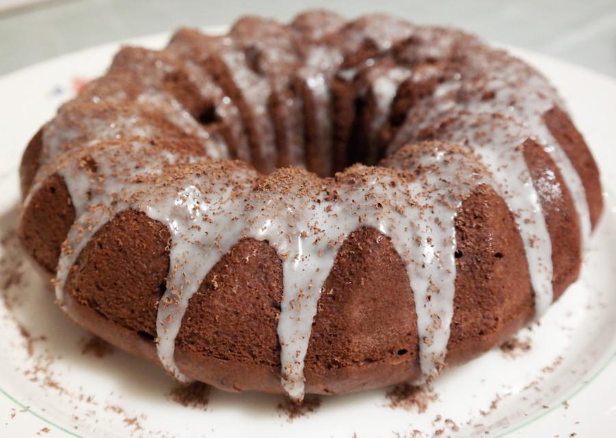 glutenfri formkake med sjokolade og appelsin, myk formkake uten melk og gluten