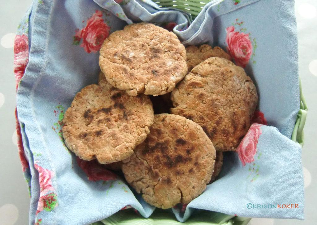 glutenfrie stekepannebrød