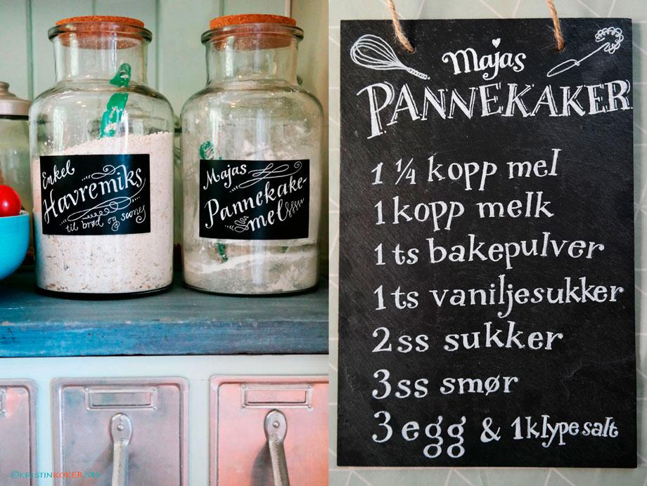 pannekakemiks uten gluten og melk, pannekakemel uten melk og gluten, glutenfritt, melkefritt