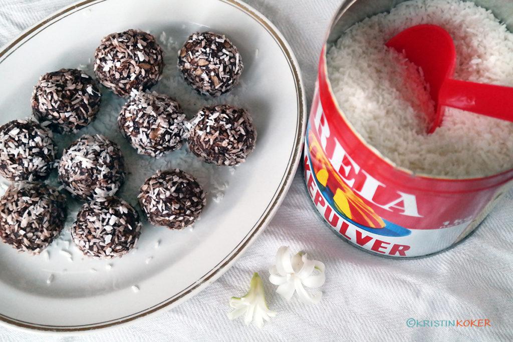 sunnere sjokoladeboller